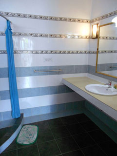 Bathroom of type 1 room